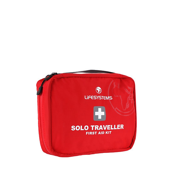 Lifesystems Solo Traveller First Aid Kit Front View