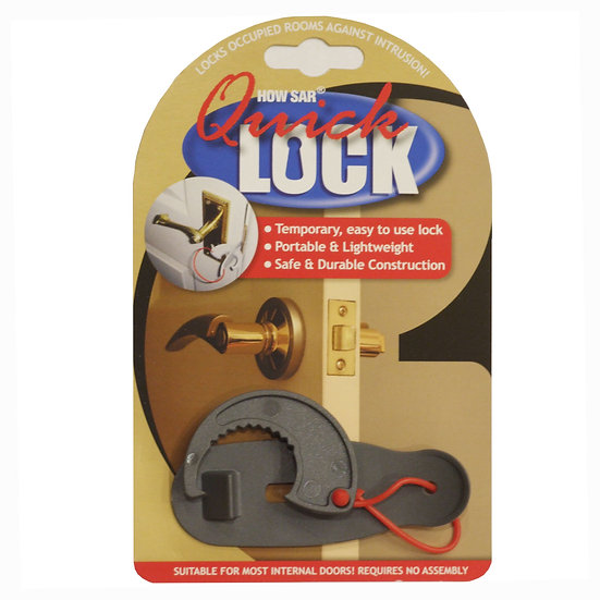 Howser Quick Door Lock