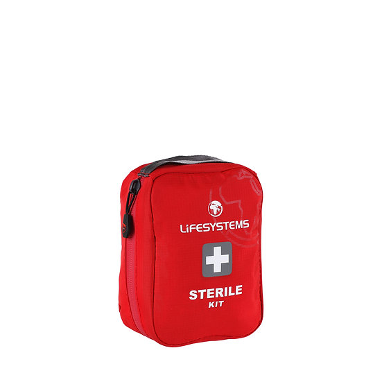 Lifesystems Sterile First Aid Kit Front View