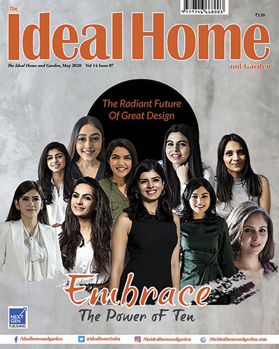 IDEAL HOMES COVER