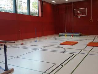 Gym à la Castalie