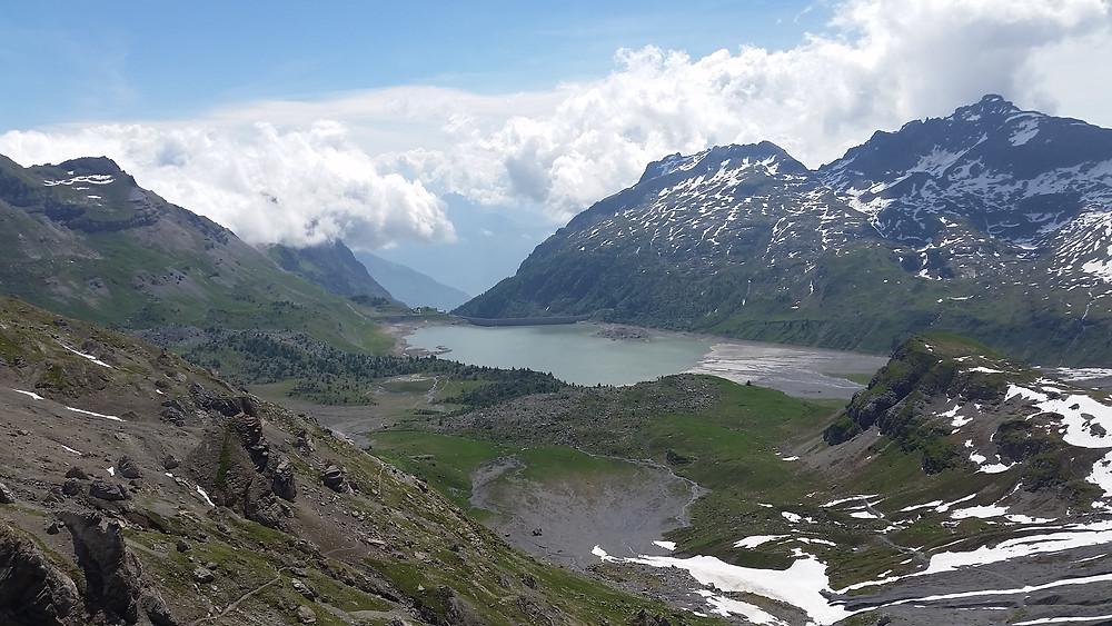 nordic walking en montagne