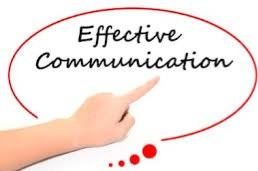 Effective communication.  Communication skills.