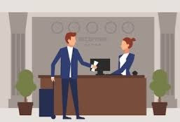 Front Office - Service Industry