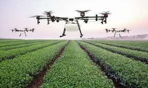 AI in agriculture.  Robotic Agriculture.
