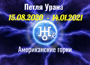 Петля Урана 15.08.2020 - 14.01.2021: освобождение от внутренних ограничений