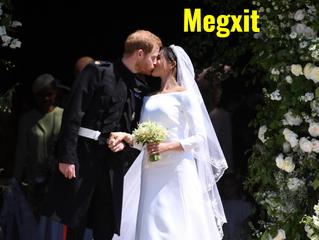 Megxit - что будет дальше и кому выгоден уход Гарри и Меган из дворца
