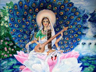 64 искусства Сарасвати, чтобы стать идеальной женой