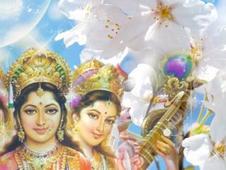 Великая Мать дарует очищение, любовь и мудрость 18-27.03
