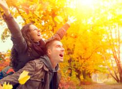 осень - пора любви