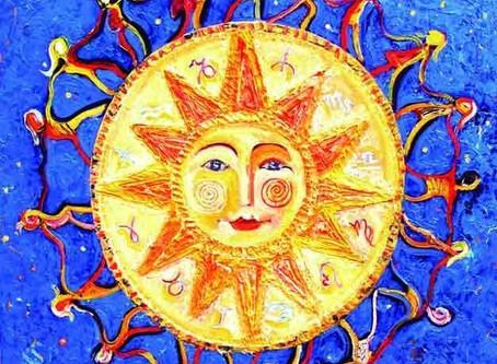 Как и когда зарядить Солнечный талисман в солнцеворот 21.06