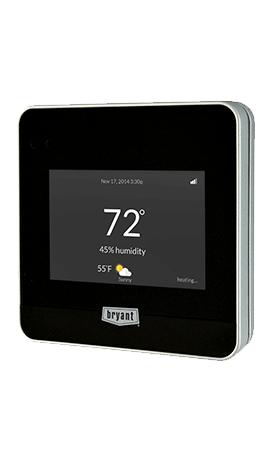 smart thermostat hvac