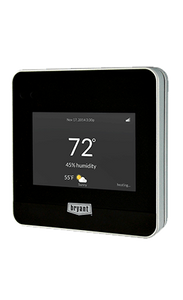 smart thermostat hvac
