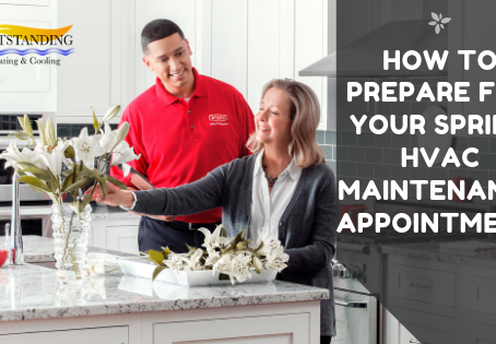 How To Prepare For Your Spring HVAC Maintenance Appointment