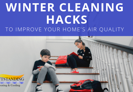 Winter Cleaning Hacks To Improve Your Home's Air Quality