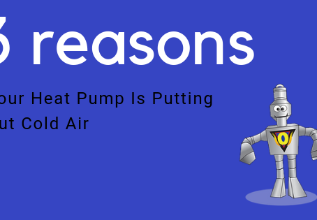 3 Reasons Your Heat Pump Is Putting Out Cold Air