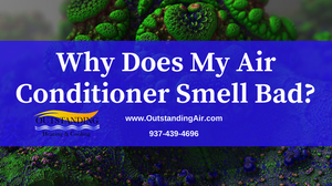 air conditioner smells kettering ohio