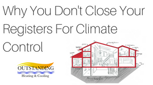 home climate control heating and cooling