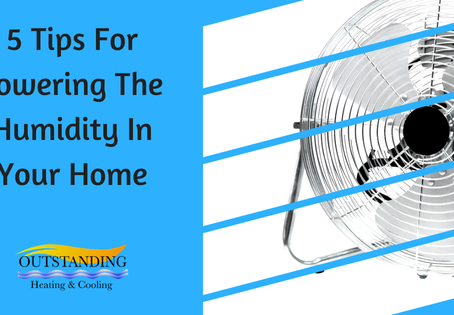 5 Tips For Lowering Indoor Humidity In Your Home