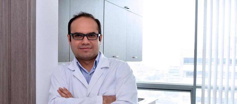 Dr Alexis Romero Velasquez