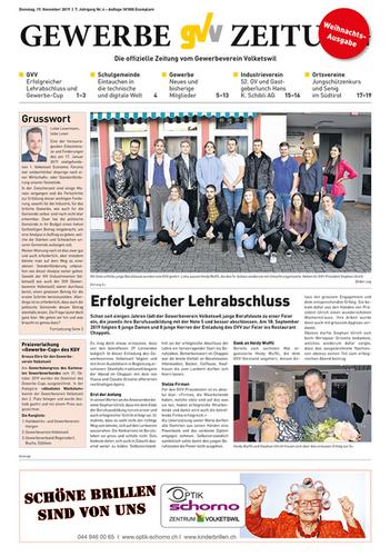 Gewerbezeitung