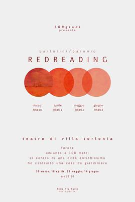 RedReading - terza stagione