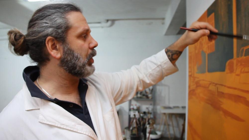 Gabriel Garcia Pintura