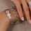 Thumbnail: Bracelet Jonc Circle I