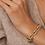 Thumbnail: Bracelet Maxi Maillons