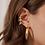 Thumbnail: Boucles Ear Cuffs - la paire