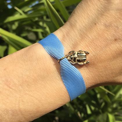 Bracelet Lucky Scarabée