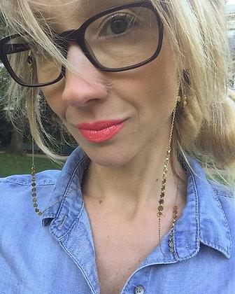 """Chaîne de lunettes """"Pampilles"""""""