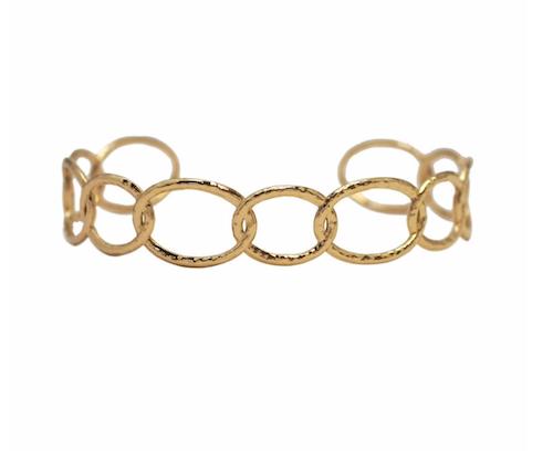 Bracelet Jonc Circle II
