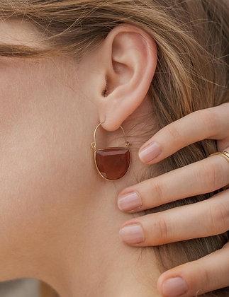Boucles d'oreilles Jia