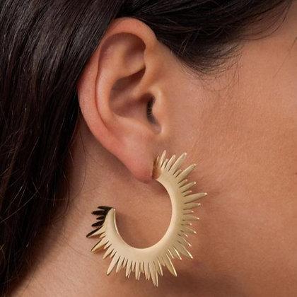 Boucles d'oreilles Sunbeam (GRANDE TAILLE)