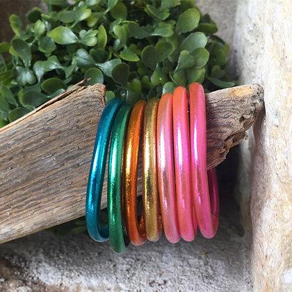 Semainier bracelets bouddhistes Chakra VERSION LARGE