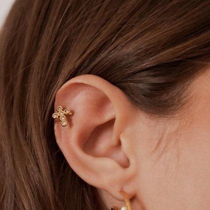 Ear Cuffs Cross