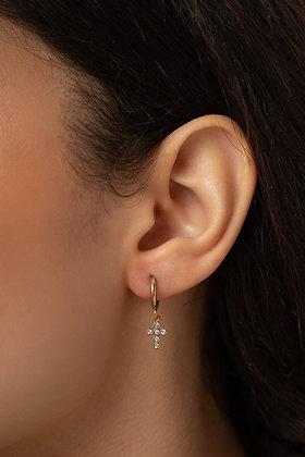 Boucles d'oreilles Tami