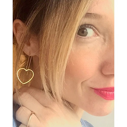 Boucles d'oreilles HEARTBEAT