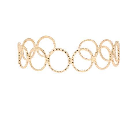 Bracelet Jonc Circle I