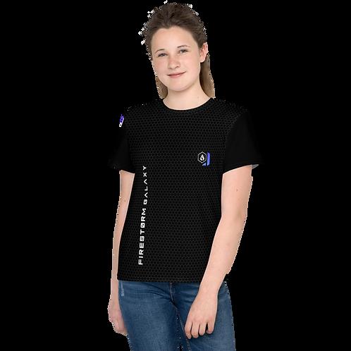 Firestorm Galaxy Explorer Initiative Youth T-Shirt