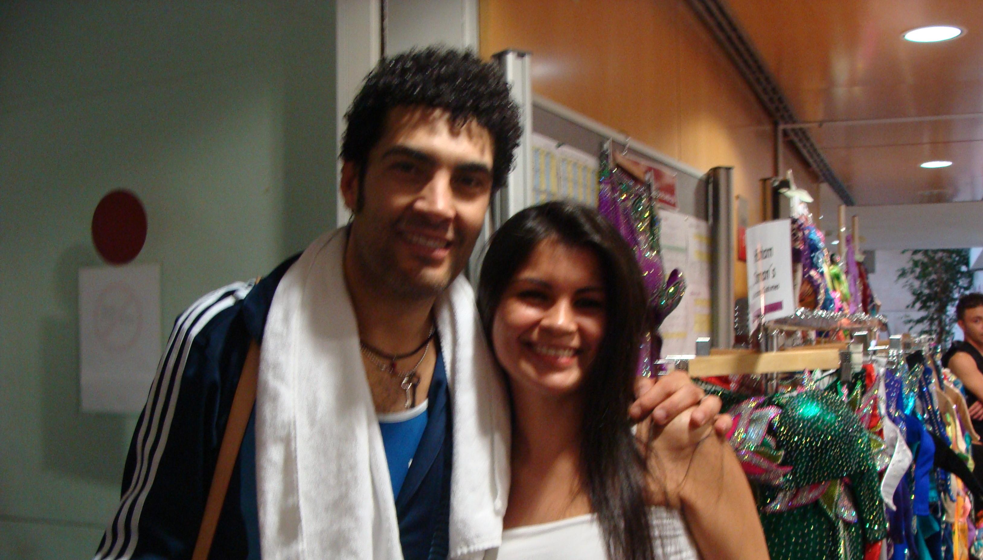 Con Wael Mansour