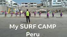 Escuela de surf Punta Hermosa invierno 2019