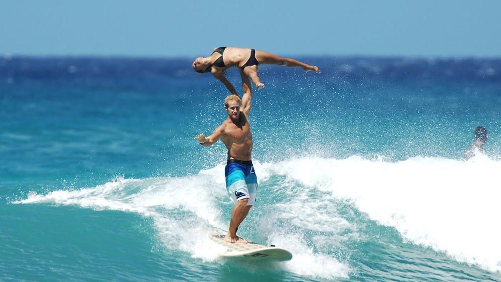 Dieta surfer para un lindo cuerpo