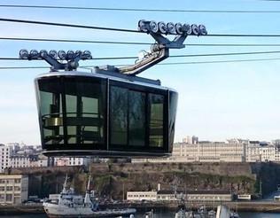 WEBINAIRE SUR LE TRANSPORT PAR CABLE AÉRIEN EN MILIEU URBAIN