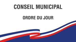 CONSEIL MUNICIPAL DU 10 MAI 2021