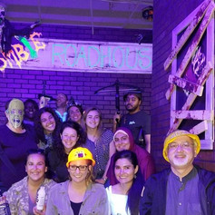 zombie roadhouse, breakout escape games most challenging puzzle room in royal oak, ann arbor, warren, lansing and orando.