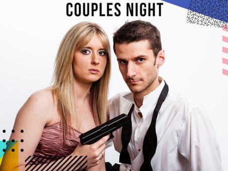 Couples Escape Date Night at Breakout Escape Rooms
