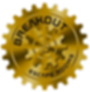 breakout escape rooms golden gear logo