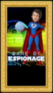 game of espionage escape room poster orlando Breakout room